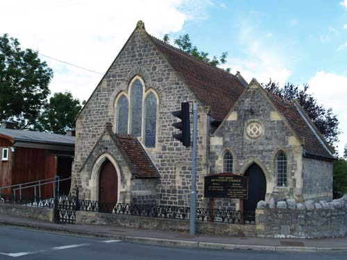 Photograph of East Brent Methodist Church